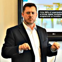 Chris Tubb user experience debt digital workplace