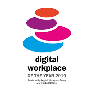 Digital Workplace of The Year Awards 2019 Square